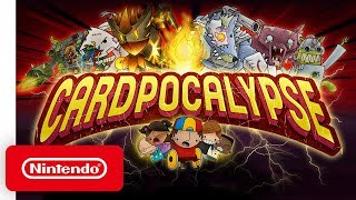 Cardpocalypse - Launch Trailer - Nintendo Switch