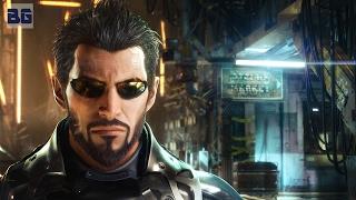 Deus Ex: Mankind Divided - O Filme (Dublado)