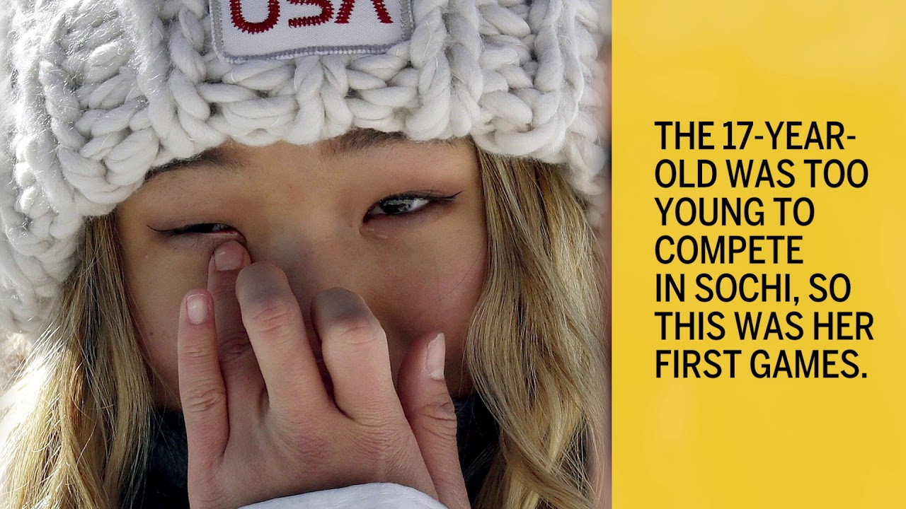 Meet Chloe Kim, your new favourite Olympic snowboarder