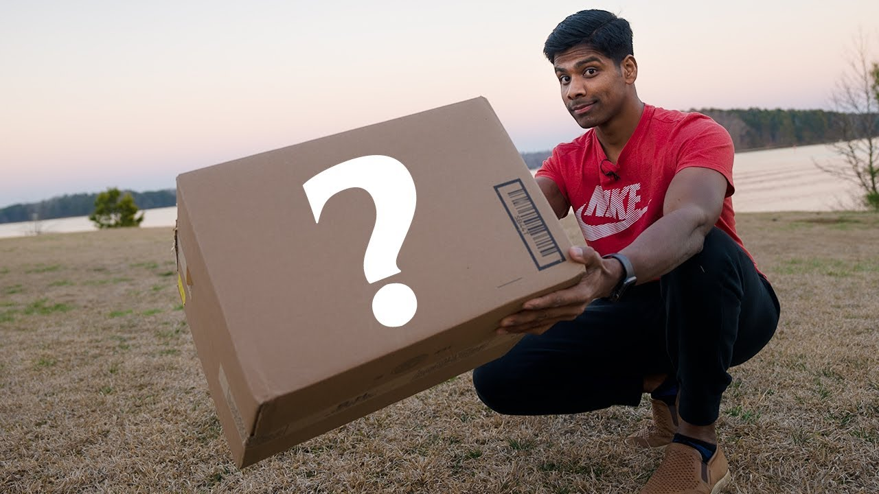 Mystery Product unboxing for the first time 🎁  | Just Karthik 🔥