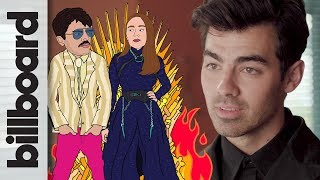 How Jonas Brothers Created Their 'Cool' Music Video | Billboard | How It Went Down Video