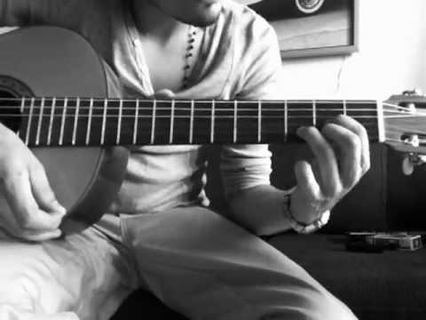 Leichte Lieder für Gitarre lernen Taio Cruz - Hangover