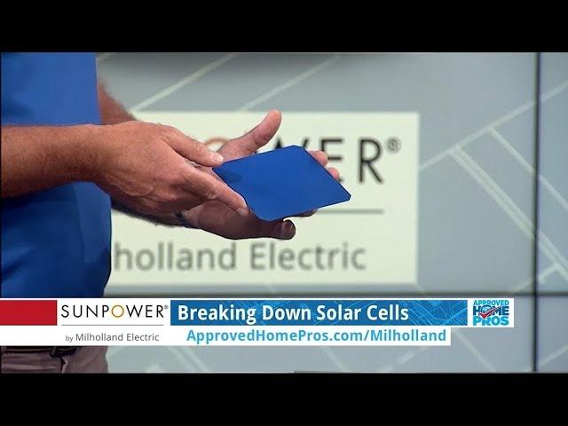 Breaking Down Solar Cells