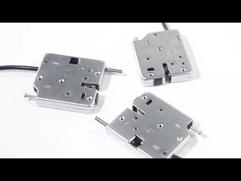 Electronic Locker Lock Electric Control Cabinet Lock