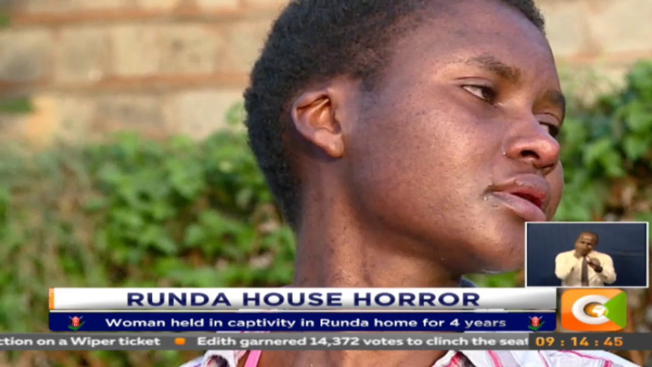 Download House help held in captivity in Runda home for 4 years