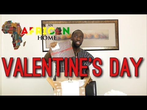 In An African Home: Valentine's Day