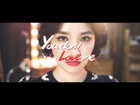 SPICA(스피카) - You Don't Love Me Music Video