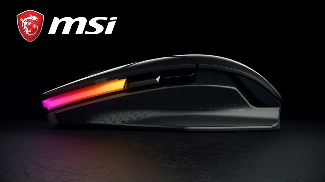Clutch GM70 Gaming Mouse| MSI