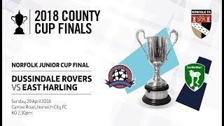 Norfolk Junior Cup Final 2017-18