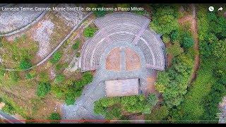 LAMEZIA TERME, CARONTE, Monte Sant'Elia: da ex-vulcano a Parco Mitoio dal DRONE