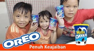 Mini Oreo Cookies Snack Penuh Keajaiban Bersama Anak Anak