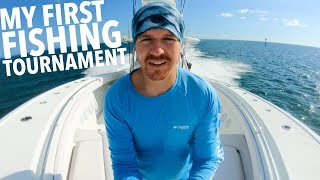 FIRST SAILFISH FISHING TOURNAMENT! INSANE BOAT!