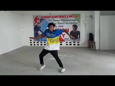Dance Competition Audition Video 2018 Dance Performance Sunny Arya { Free Style Dance Video }