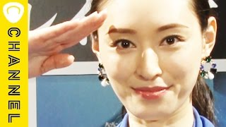 ①栗山千明に学ぶ こだわりの美容法 女優の栗山千明さんが、第9回「DEGジャ...
