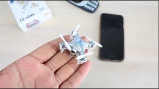 World's Smallest Drone with Camera | Best Drone Under 2000 INR in India 2018 ?