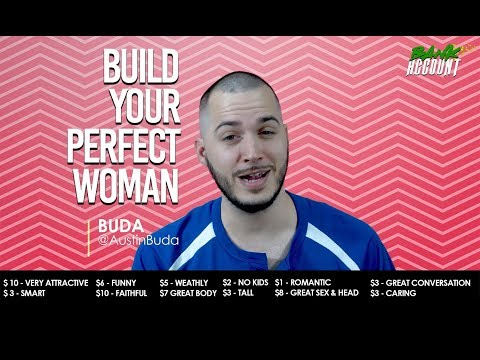 Men build their perfect Woman | Bank Account