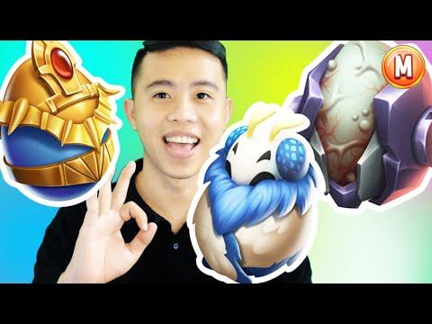 Get More Eggs In Legends Pass - Monster Legends