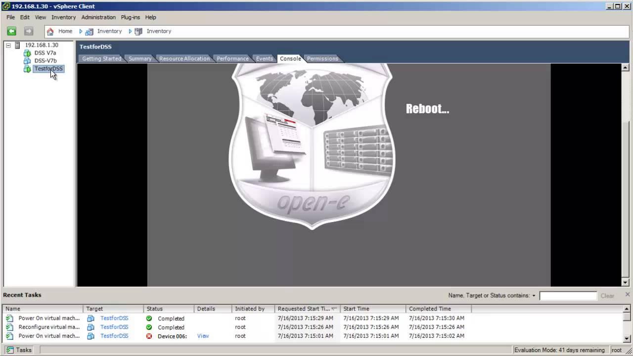 LSI RAID as passthrough device for VMware ESX