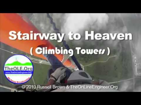 Opie & Anthony: Free Climbing a 1768 Foot Tower