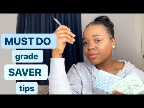 Download Night before exams,  Things EVERY student should do || p.s GOOD LUCK ✨❤️