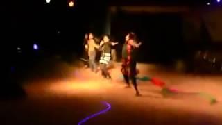 Mashup Dance- International Part, 2nd management week-2013, Jahangirnagar University