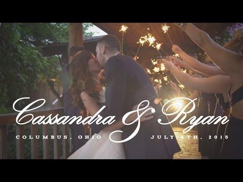 Cassandra + Ryan Wedding Feature Film - Columbus Athenaeum & Boathouse - Columbus, Ohio