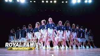 The Royal Family Dance Crew @ Studio Challenge 2018 | Justin Timberlake mp3