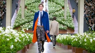 Dior Homme | Spring Summer 2016 Full Fashion Show | Menswear