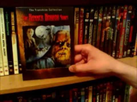 My Hammer Horror DVD/VHS Collection