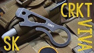 CRKT Viva Pocket Tool: Long Live the King!