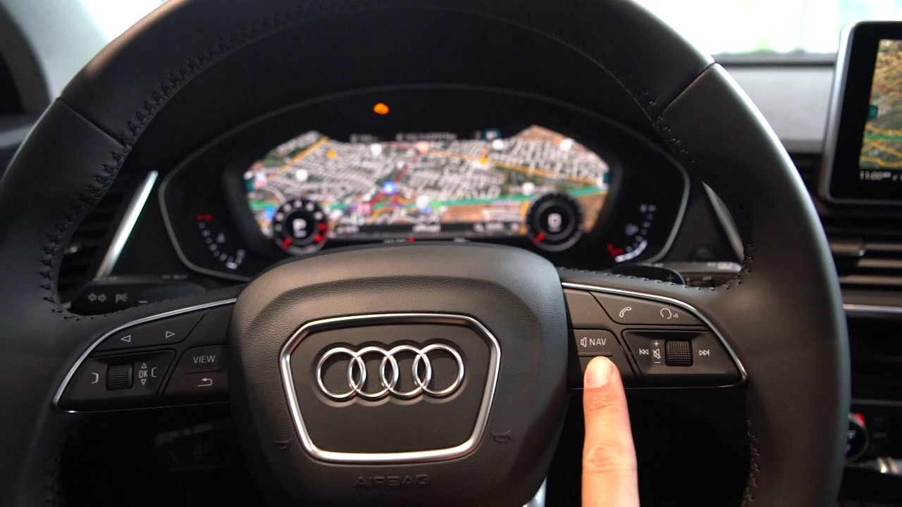 2018 Audi Q5 Exterior Interior Overview With Virtual Cockpit Nav