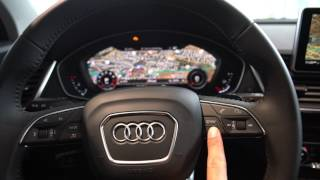 2018 Audi Q5 Exterior + Interior Overview with Virtual Cockpit & Nav
