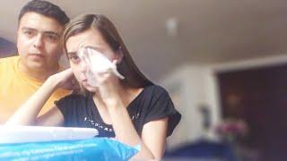 tuvimos que dejar a nuestro hijo :( | vlog