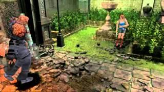 Resident Evil 3: Nemesis cutscenes - Unstoppable Nemesis (alternate)