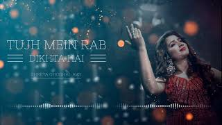 Cover images Tujh Mein Rab Dikhta Hai | Rab Ne Bana Di Jodi | Shreya Ghoshal | AVS