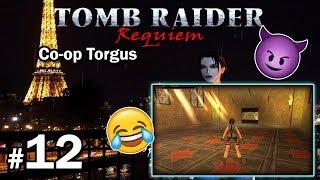 """[TRLE] Tomb Raider Requiem - Co-Op Torgus - LvL3 [4/4] - """"Kościół i Graal"""""""