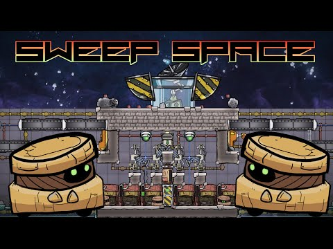 Sweep SPACE! Can We Make More Power? Oxygen Not Included
