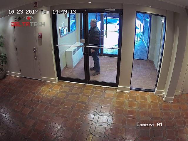 Apartment Building Video Surveillance