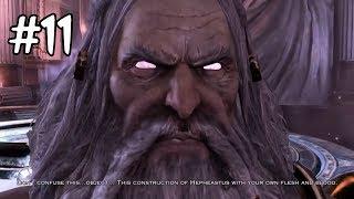 God Of War 3 PS4 - Part 11 - THE FINAL BATTLE BEGINS!