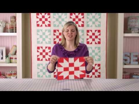 Sister's Choice Quilt Block Pattern - Classic & Vintage Series - Fat Quarter Shop