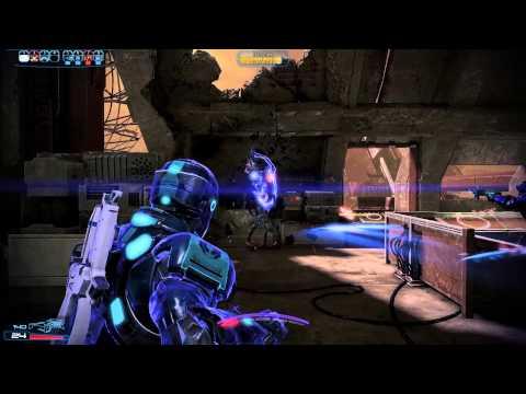 Mass Effect 3 Multiplayer Random Platinum Fun [Firebase Giant/Cerberus] /Phoenix Adept/