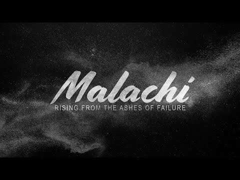Malachi Week 5 (6/20/21)