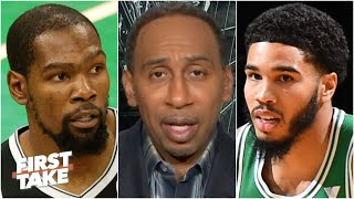 Should the Nets be concerned about the <b>Celtics</b>? Stephen A. says ...