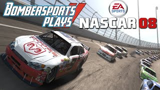Bombersports Plays NASCAR 08 [PS3, 2007] | STAND UP FOR ROCK