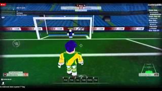 FIFA 14 gameplay ROBLOX EDITION