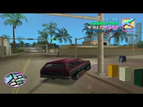 #16 - Zagrajmy w GTA Vice City (PL) - Klub Malibu