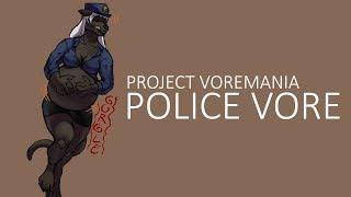 Vore Comic | Police Vore