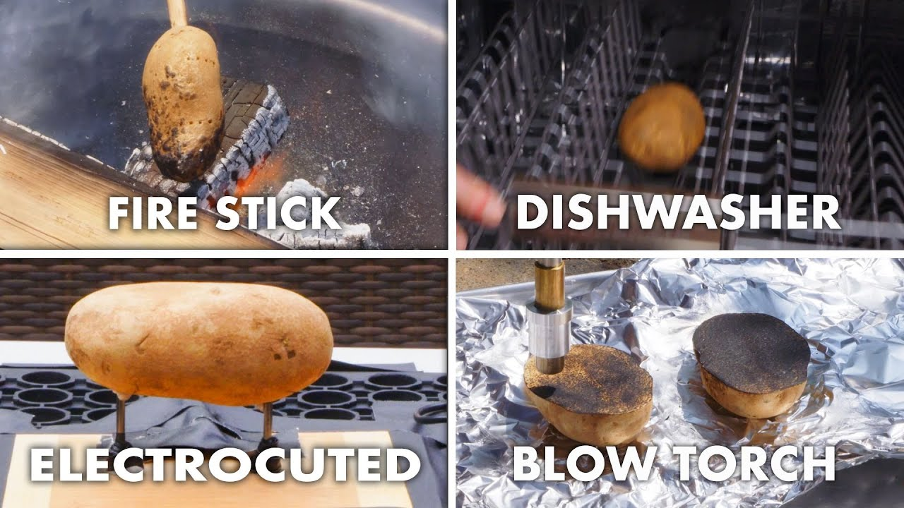 Every Way to Cook a Potato (63 Methods) | Bon Appétit