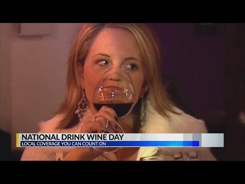 Aaron Zytle - Happy National Drink Wine Day!