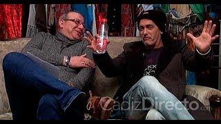 De t a t con El Libi y Juan Carlos Aragn